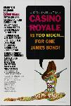 Affiche du film James Bond Casino Royale