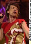 Poster du groupe de rock Rolling Stones