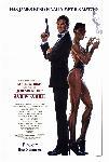 Affiche du film James Bond Dangereusement vôtre