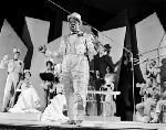 Affiche de Louis Armstrong