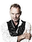 Affiche photo de Sting