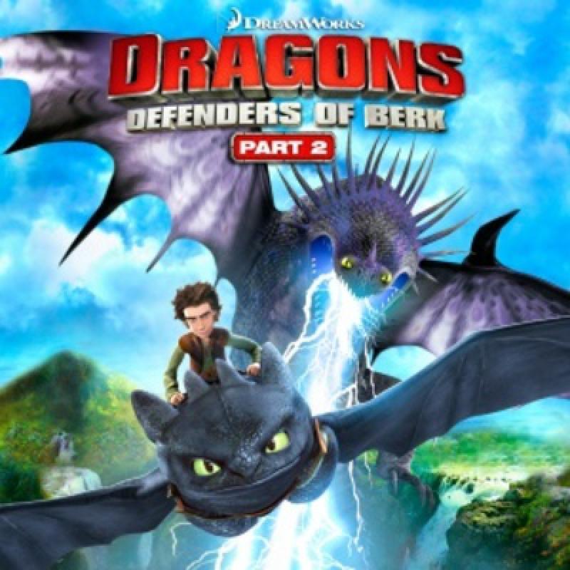 Dragon 3 dessin animé