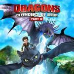 Affiche du dessin animé  Dragons