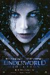 Affiche du film underworld Evolution