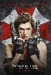 Affiche du film Resident Evil The Final Chapter