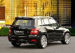 Poster d'une 2009 Brabus Widestar based on Mercedes-Benz GLK