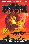 Affiche du dessin animé Le Roi Lion 2: l'Honneur de la Tribu