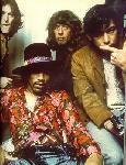Affiche de Jimi Hendrix