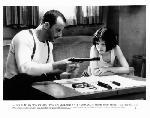 Photographie noir & blanc du film Léon