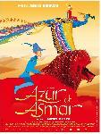 Affiche du film animé Azur et Asmar