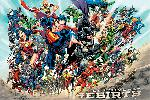 Poster de Marvel Justice League Rebirth