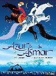 Poster du film animé Azur et Asmar
