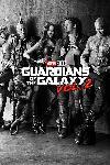 Affiche du film les Gardiens de la Galaxie Vol. 2