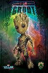 Poster du film les Gardiens de la Galaxie Vol 2