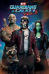 Poster du film les Gardiens de la Galaxie Vol2