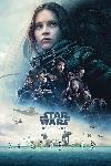 Affiche de la saga Star Wars Rogue One