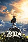Poster jeux vidéo Zelda : Breath of the wind