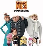 Affiche du film animé Moi Moche et Méchant 3