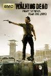 Affiche de la série tv The Walking Dead