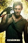 Poster de la série TV The Walking Dead Daryl