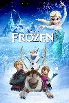 Poster du film animé de la Reine des Neiges