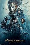 Affiche du film Pirates des Caraïbes la Vengeance de Salazar