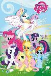 Affiche du dessin animé My Little Pony