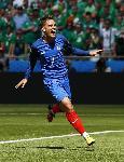 Affiche du joueur de Football Antoine Griezmann Equipe de France