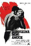 Affiche du film Hiroshima, mon amour