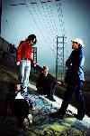 Affiche du groupe de musique Red Hot Chili Peppers