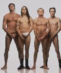 Poster du groupe de musique Red Hot Chili Peppers