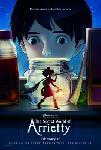 Poster du manga Arrietty le petit monde des chapardeurs