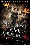 Affiche du film Resident Evil 3D (Afterlife)