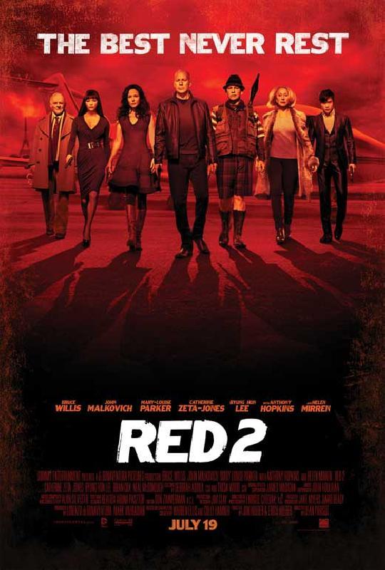affiche du film red 2 acheter affiche du film red 2 5337 affiches et. Black Bedroom Furniture Sets. Home Design Ideas