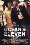 Affiche du film Ocean's Eleven (sépia)