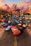 Affiche du film d'animation Cars
