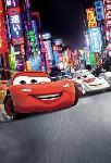Poster du dessin animé Cars 2