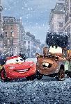 Affiche du dessin animé Cars 2