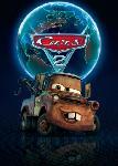Affiche du film animé Cars 2