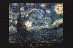 Reproduction de Van Gogh La Nuit Etoilée