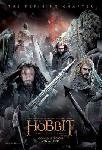 Poster du film Le Hobbit la Bataille des 5 Armées