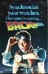 Affiche du film Retour vers le Futur II