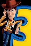 Affiche du film animé Toy Story 3