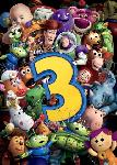 Poster du film d'animation Toy Story 3