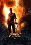 Poster du film Indiana et le Royaume du Crâne de Cristal