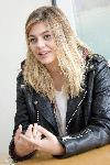 Photo de la chanteuse Louane