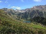 Photo du lac de Font Vive montagne Pyrénées Orientales