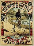 Affiche publicitaire ancienne Columbia Bicycle