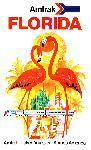Affiche ancienne publicité amtrak Floride