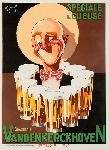 Affiche publicité vintage Brasserie Vandenkerckhoven by OK Gerard